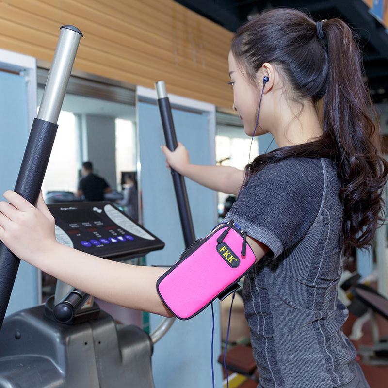 户外运动跑步 手机臂包