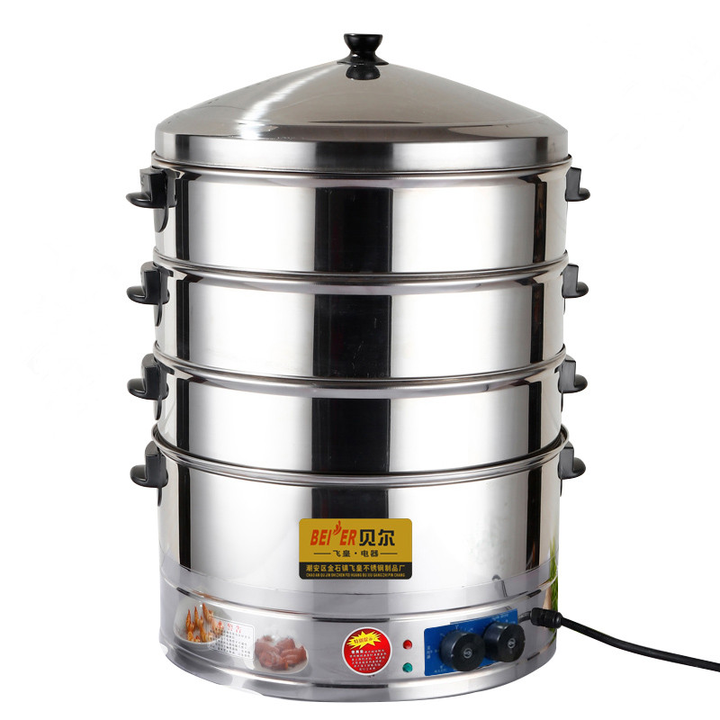 Largest Capacity Rice Cooker Steamer ~ Usd cm stainless steel electric steam barrel