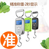 Kaifeng mini weighing electronic portable electronic scale 50kg portable high precision express small scale spring balance
