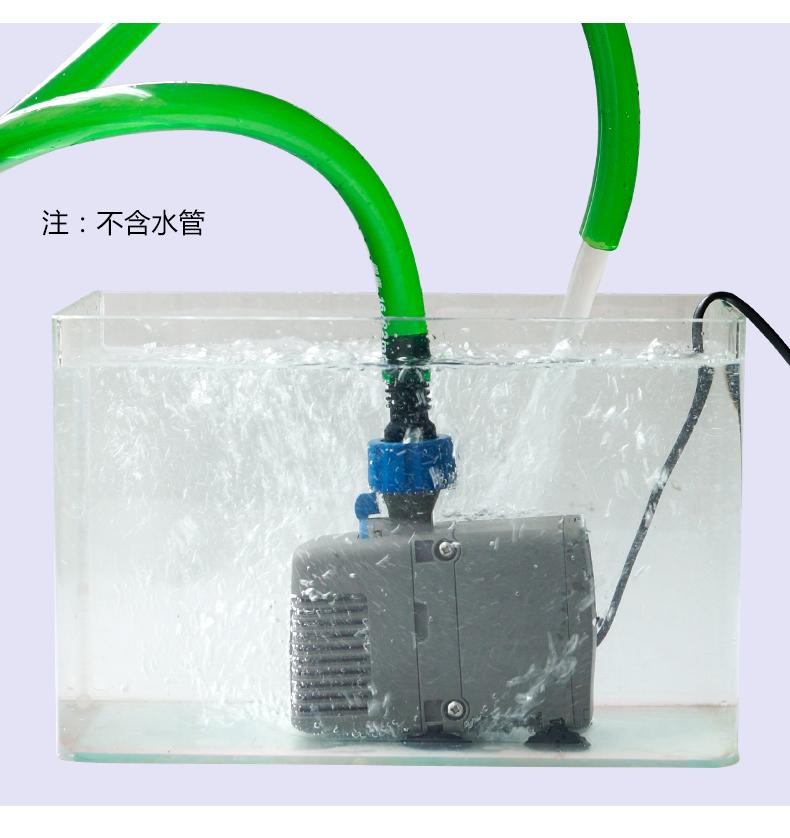 原装进口德国欧亚瑟鱼缸潜水泵水池过滤观赏鱼池静音鱼缸抽水泵商品详情图