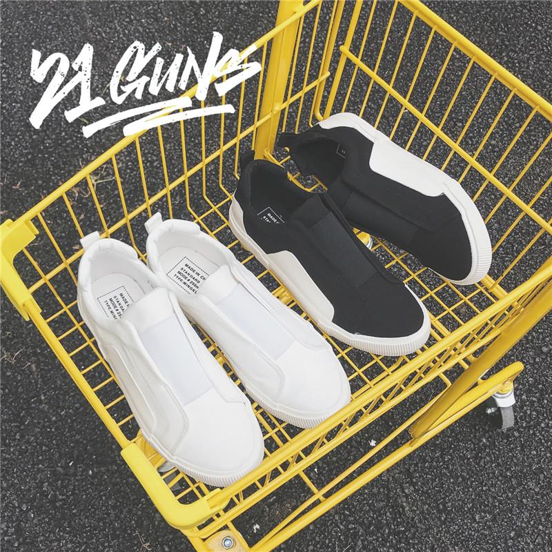 Порт ветер лес угол приток мужчин дикий ножной футляр бездельник обувь casual мода удар удаление холст обувь молодежь низкий обувь