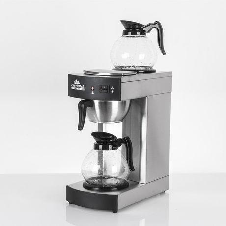Rh330 Commercial American Coffee Machine Cooking Tea Machine Extract Glass Bottle Drip Machine Bunn American Machine Filter Paper