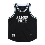 Basketball vest American ALMSP street classic hip-hop retro sports and leisure training breathable outer wear sleeveless T-shirt