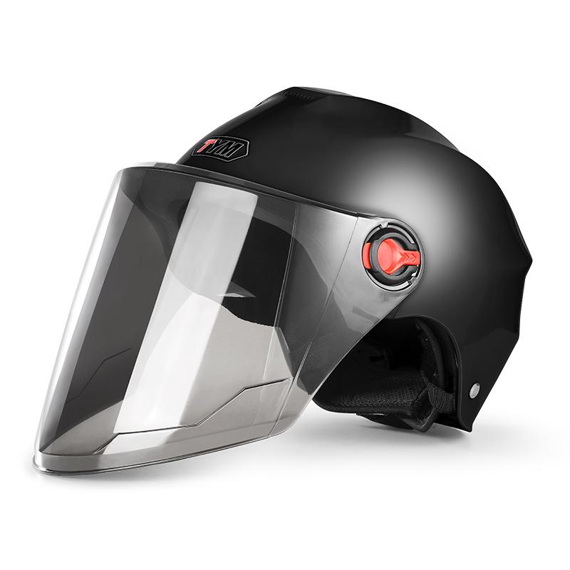 【现货速发】冬季保暖电动车头盔