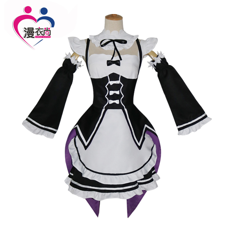 From the beginning of the world of different worlds Ram Ram COS clothing Rem anime maid costume cosplay  sc 1 st  Ebuy7 & From the beginning of the world of different worlds Ram Ram COS ...