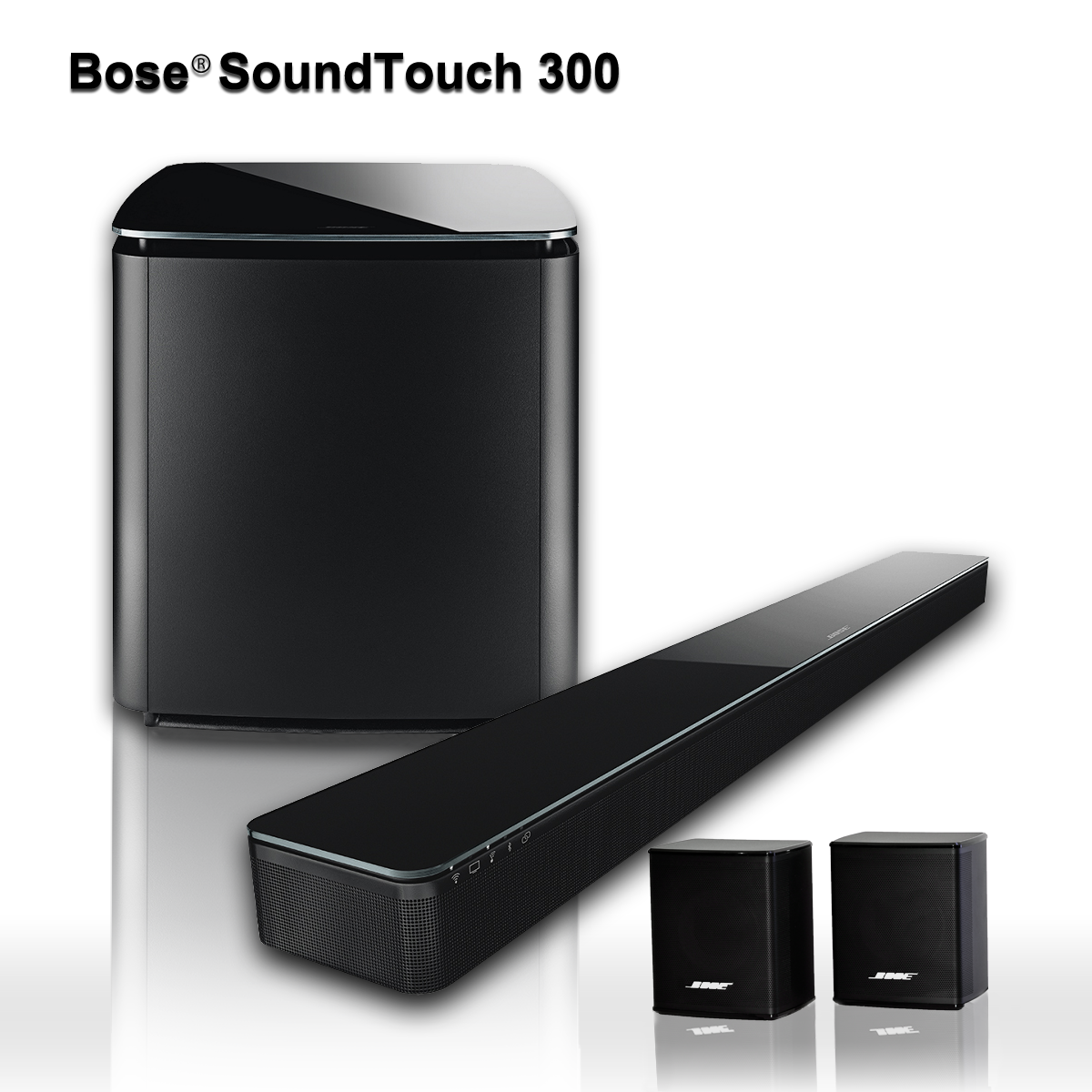 USD 589.11  Bose Dr. SoundTouch300 LS650 LS600 Wireless 5 1ch home ... 17f029b331e55