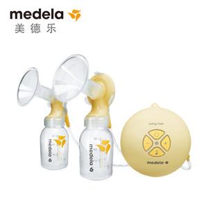 【旗舰店】美德乐丝韵翼双边电动吸奶器瑞士进口 高效省时