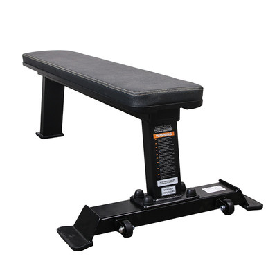 Bench Press Stool Commercial Flat Stool Movable Flat Push Stool Home Weightlifting Bird Exercise Chair Fitness Training Stool