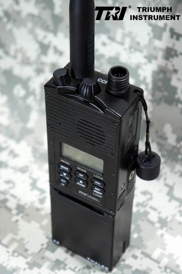 Tri 10pin 10 Pin Prc 148 Uv Mbitr Handheld Single Radio