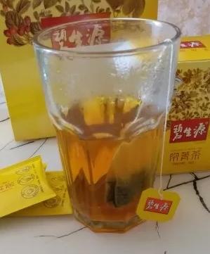 碧生源常菁茶减肥体验——包装精致,减肥通便