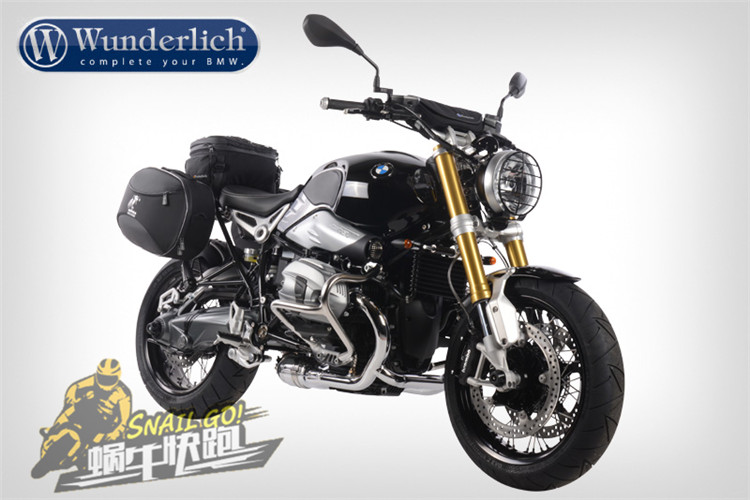 W factory BMW motorcycle 2014 R nineT engine protection bar bumper imported  modified accessories