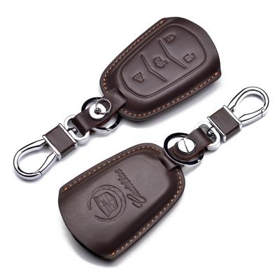 卡迪拉克专用真皮钥匙包保护套