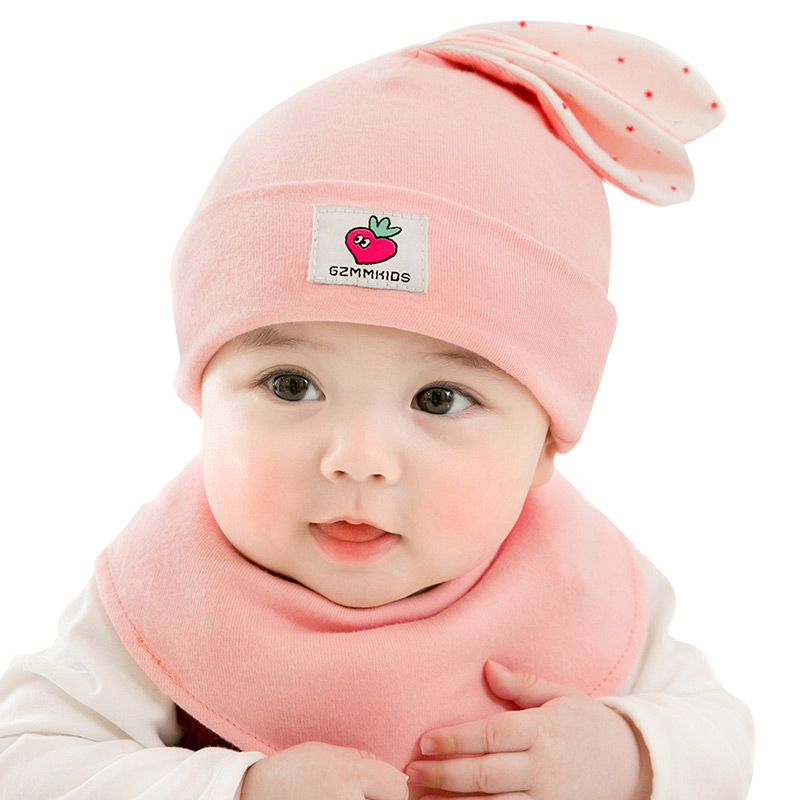 USD 29.30  Baby hat 0-3-6-12 months autumn and winter fontanelle cap ... b58e9649feeb