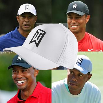 Кепки и козырьки,  Nike nike гольф шляпа  TW тигр пять при этом деньги мяч крышка теннис бег движение крышка лето шляпа, цена 2687 руб