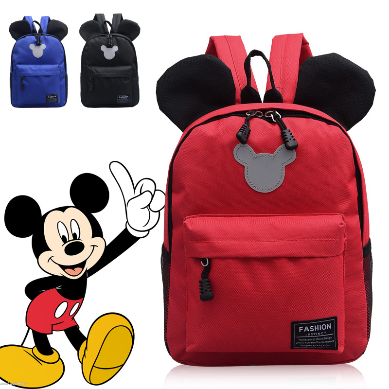 ec06057423 Children s schoolbag kindergarten boys and girls baby backpack cute girl 3-5 -6 years