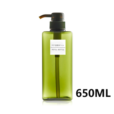 Green 650ML (buy two get one free)