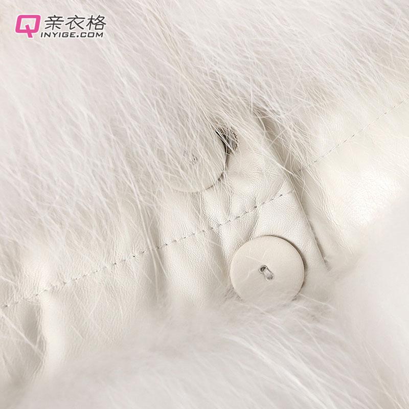Кожаная куртка Qin Yige 20829a 2017