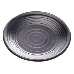 密胺餐具商用创意塑料盘子圆形日式