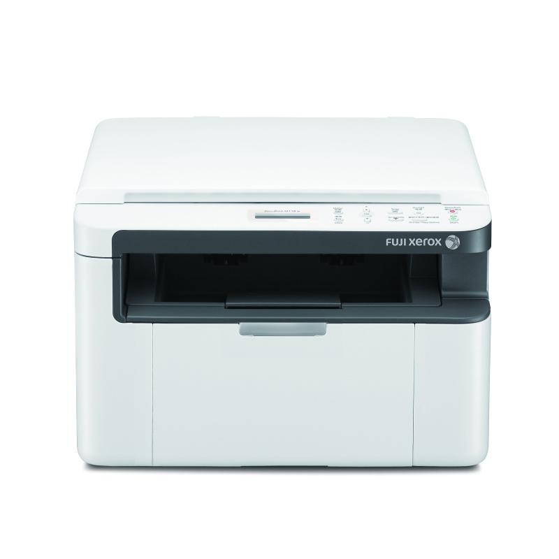 富士施樂M118w無線WIFI激光打印復印掃描打印機一體機家用打印機