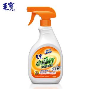 台湾毛宝小苏打厨房清洗剂强力去油污