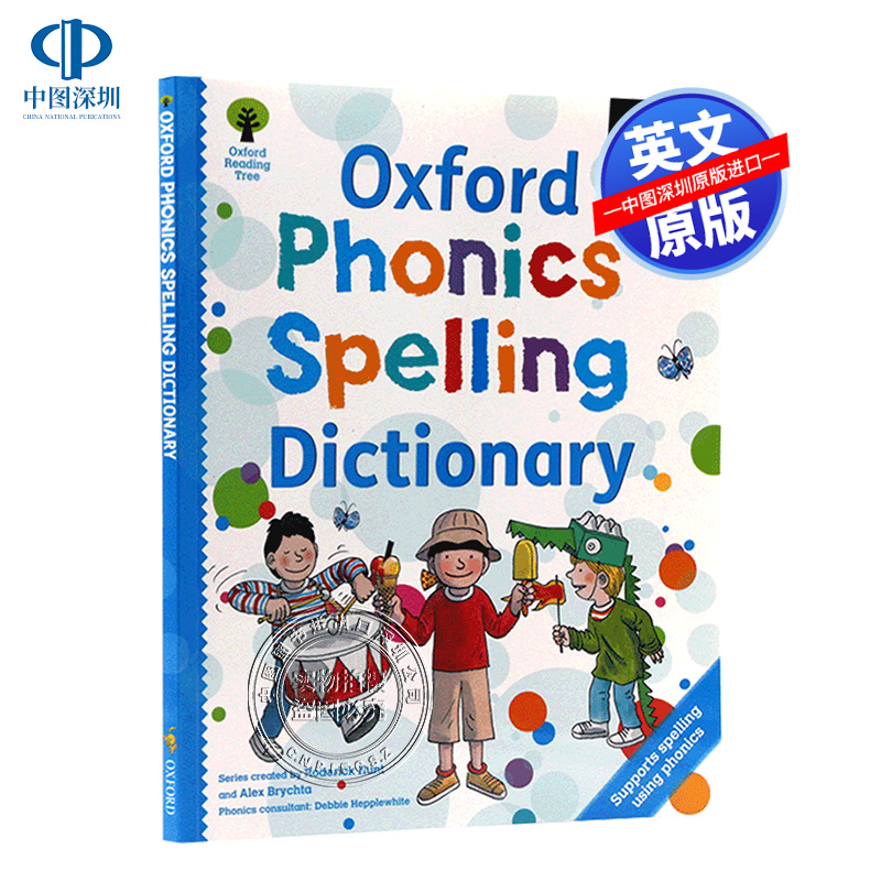 Usd 25 94 Original English Oxford Phonics Spelling Dictionary Oxford Press Children S English Natural Spelling Dictionary Reading Tree Book Series Children S Books Wholesale From China Online Shopping Buy Asian Products Online