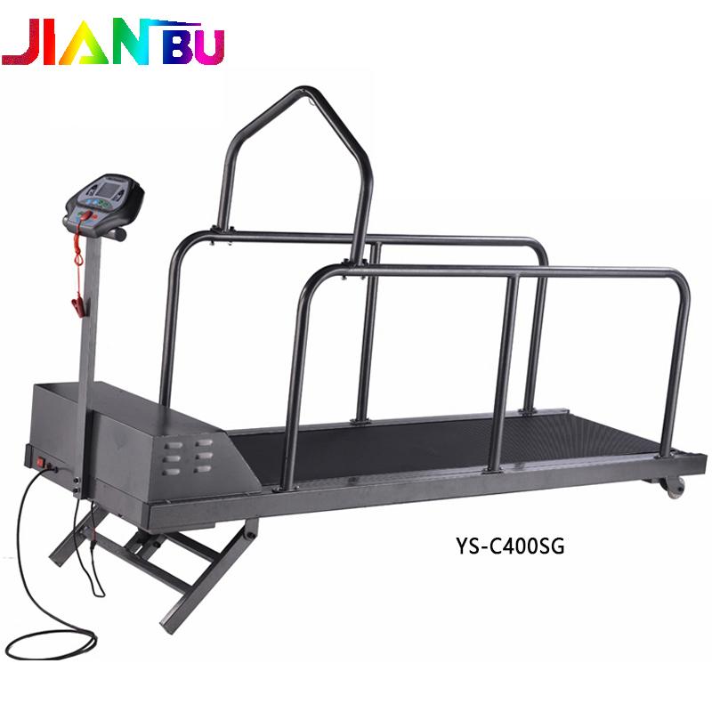 JIANBU pet máy chạy bộ con chó lớn dog máy chạy bộ pet thiết bị tập thể dục pet nguồn cung cấp C400C600