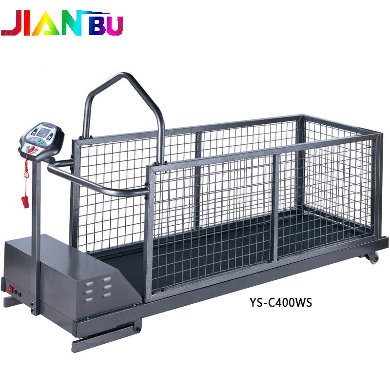 JIANBU宇晟厂家直销宠物跑步机大型犬跑步机狗跑步机可升降C400WS