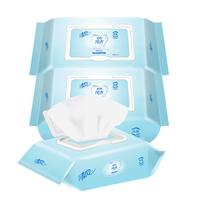 清风婴儿专用湿巾80抽*3包不含