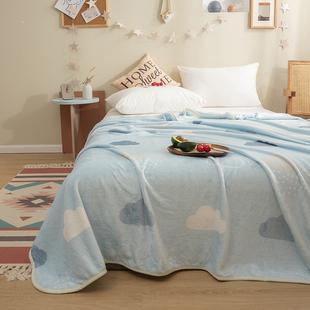 多喜爱毛毯法兰绒毯加厚
