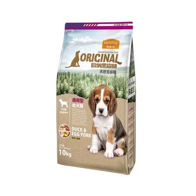 麦富迪狗粮10kg幼犬通用型20斤装大小型犬泰迪金毛萨摩耶拉布拉多