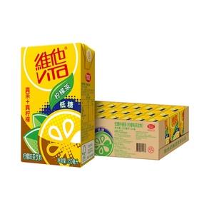 下单立减8元!低糖柠檬茶48盒