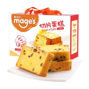 【麦吉士】 红枣切片蛋糕820g整箱