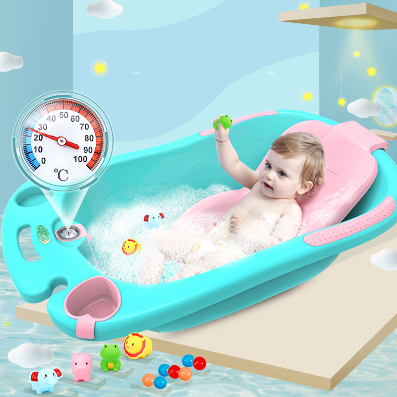 USD 24.13] Small Harlan baby bath tub baby bath newborn child ...