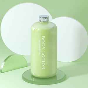 馥珮绿茶果酸身体乳保湿滋润香体持久2支装