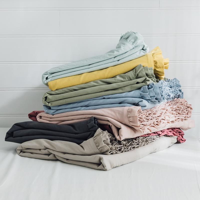 Công chúa gió ren giặt bông một mảnh chăn, bông sinh viên ký túc xá chăn đơn, 1,5m mét đầy đủ chăn bông - Quilt Covers