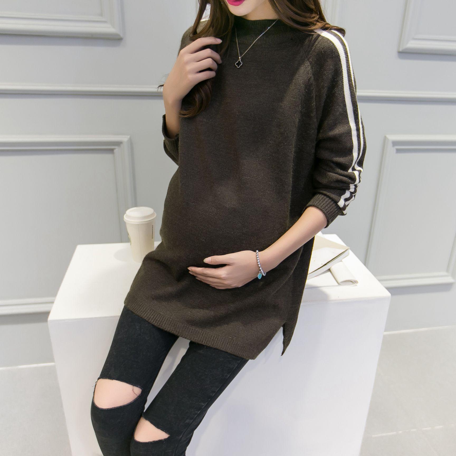 Свитер для беременных Vivian Anna  Mm