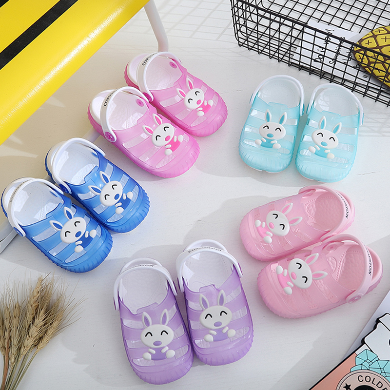 fa6ff8b84 Children s sandals and slippers summer female boys 1-3 years old ...