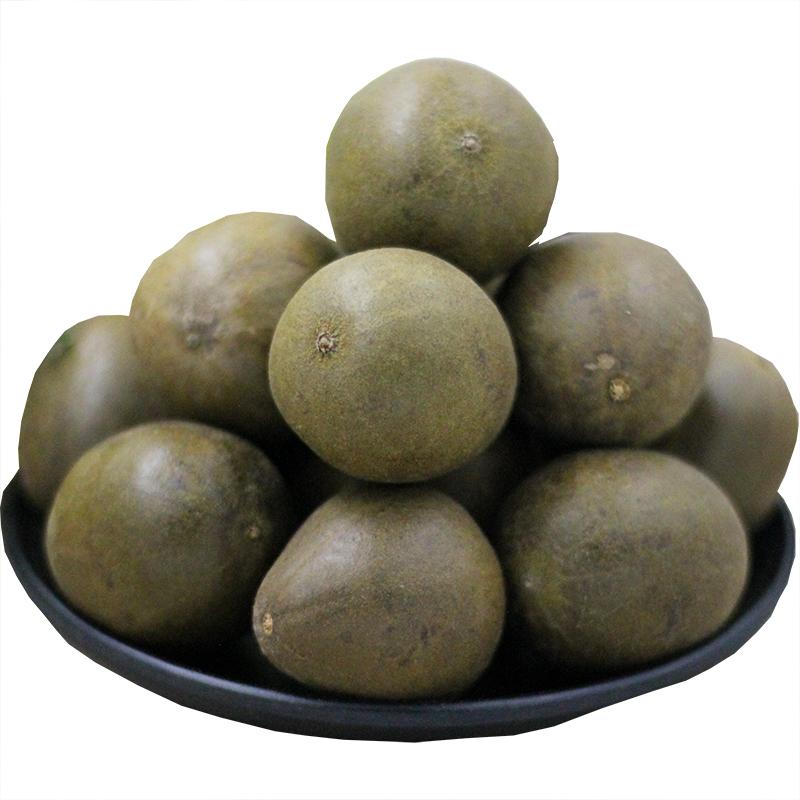 广西桂林永福特产野生罗汉果批 发散装115个凉茶干果花茶包邮_淘宝优惠券