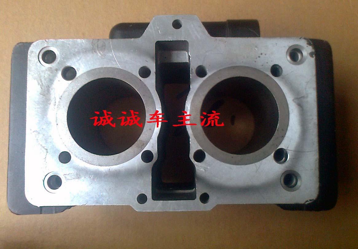Блок цилиндров Regal/raptor  DD250G-2N