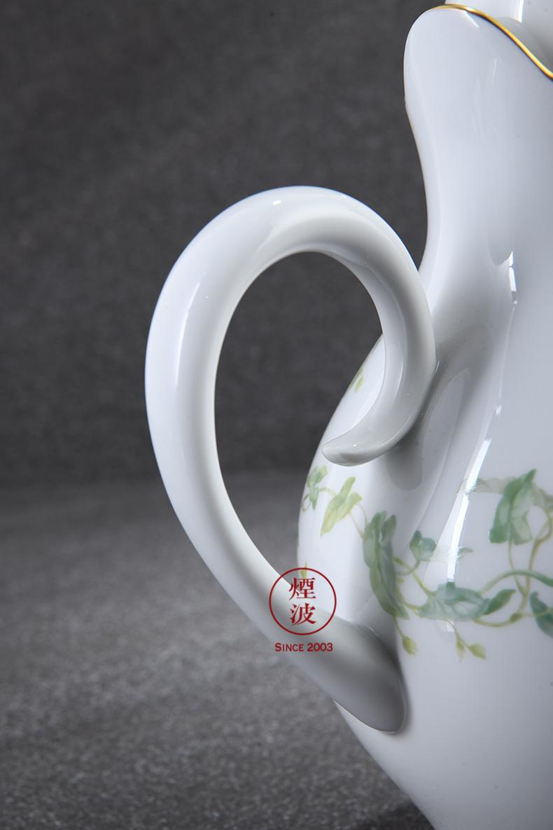 German mason mason meisen new clipping of the white morning glory see colour porcelain tea pot of coffee pot of tea