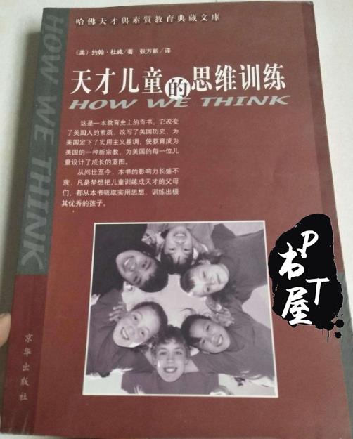 天才儿童的思维训练 Book Cover