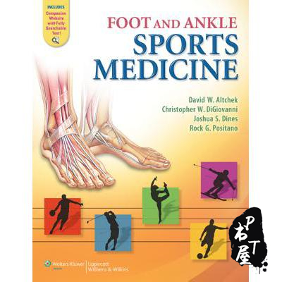 FOOT AND ANKLE SPORTS MEDICINE Book Cover