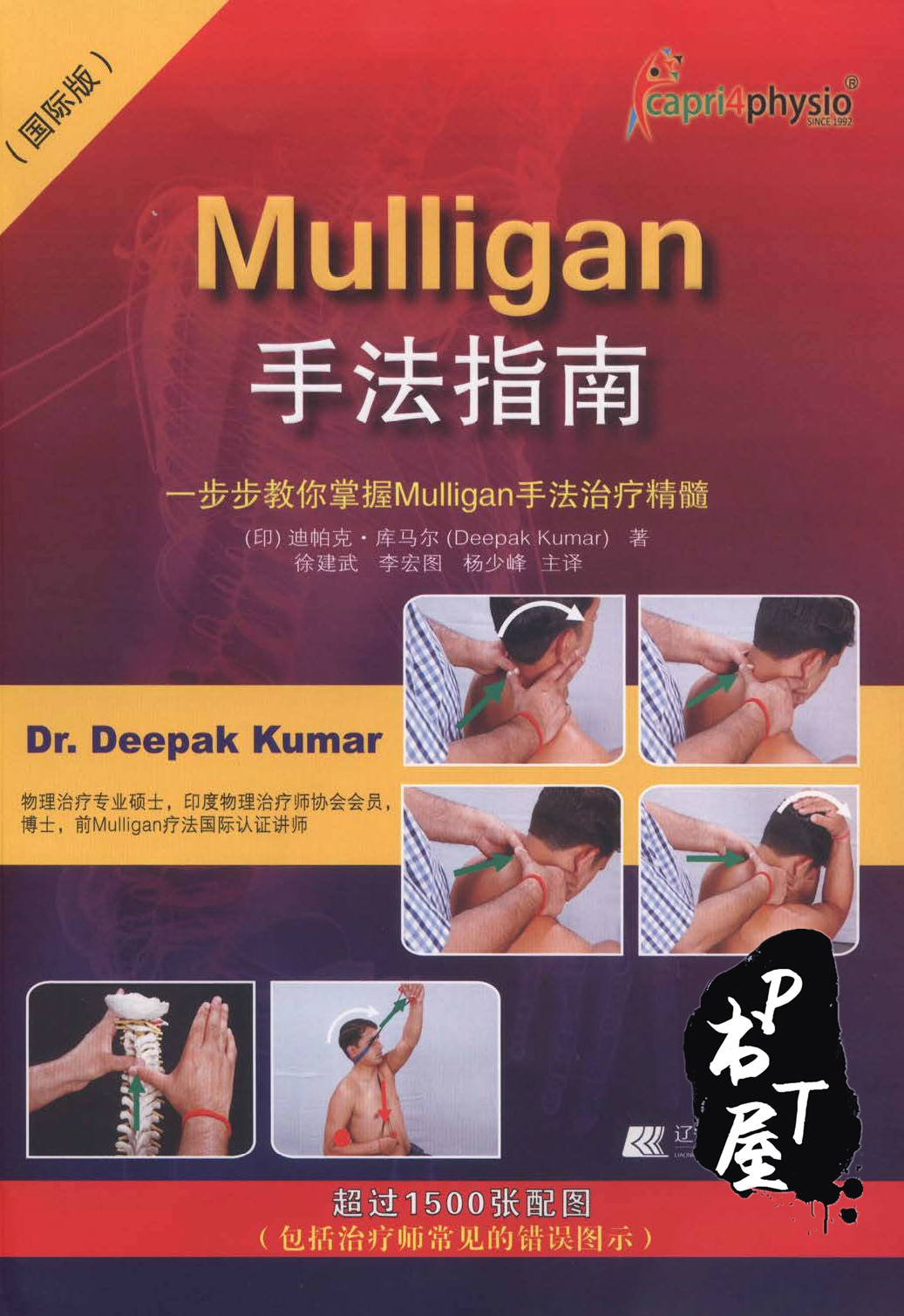 Mulligan手法指南 国际版 Book Cover