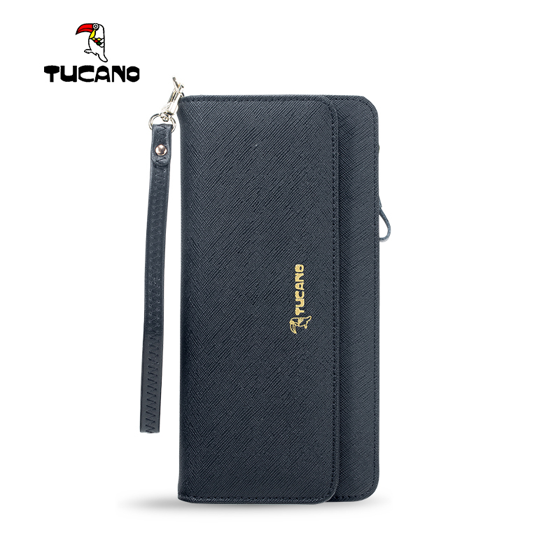 4db06a994787 Woodpecker ladies wallet 2018 new clutch female leather handbag Japan and  South Korea Girls large capacity leisure wallet