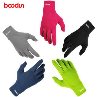Boodun касание руки фотомодель скольжение черный бархат теплый на открытом воздухе движение бег футбол все фондовые индексы тонкая модель перчатки мужчина, цена 545 руб