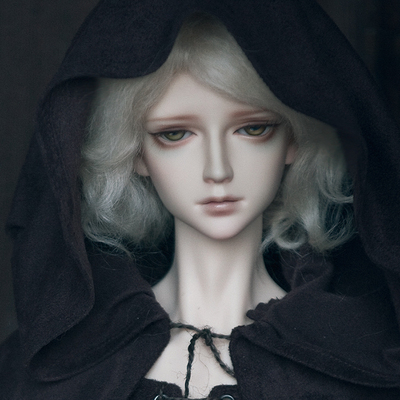 taobao agent Genuine [鬼契Spirit] 70CM Uncle-Bai Xuan (1/3 male baby BJD/SD doll) naked baby