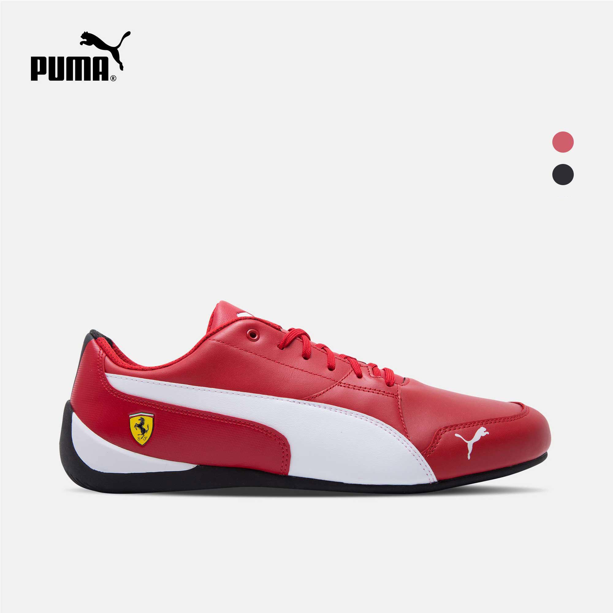 Puma Puma official men s racing shoes Scuderia Ferrari Drift Cat 7 305998 37e88386f