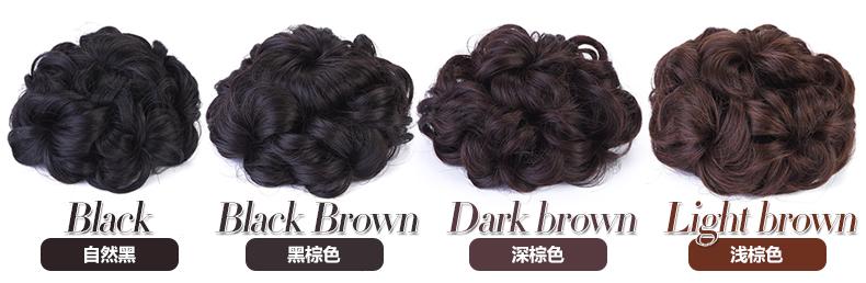 Extension cheveux - Chignon - Ref 227585 Image 53