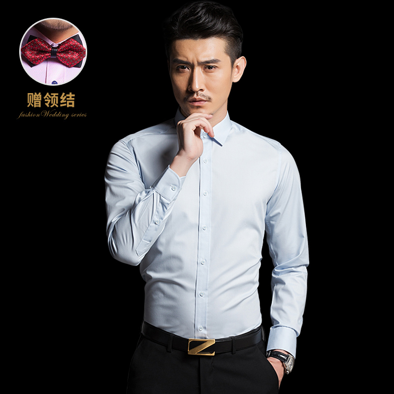 0b3248a37149 USD 88.86  Best Man costume male brother outfit dress wedding white ...