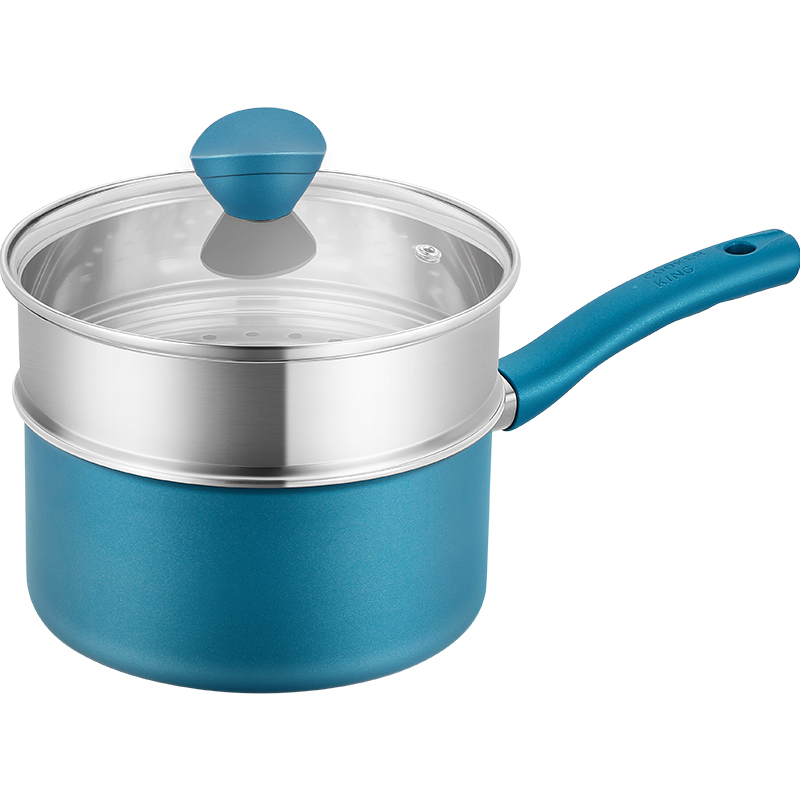 Palace Green Milk Pan 18cm